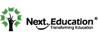 Next  education  logo